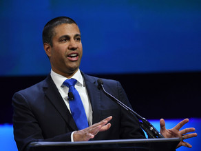 Broadband adviser picked by FCC Chairman Ajit Pai arrested on fraud charges