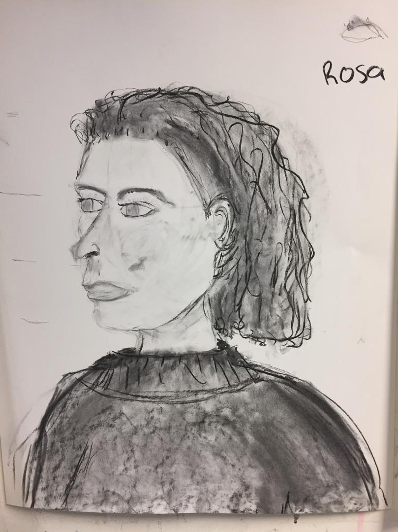 Rosa van der Hidde