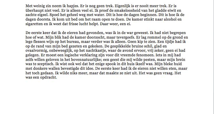Tess van Dorp