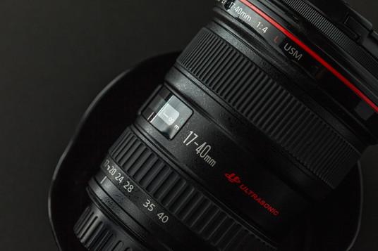 EF 17-40mm F4L USM