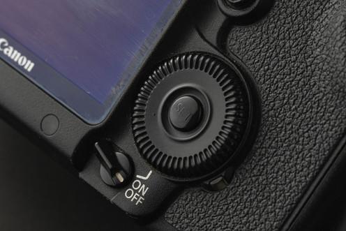 EOS 5D mark II Dial