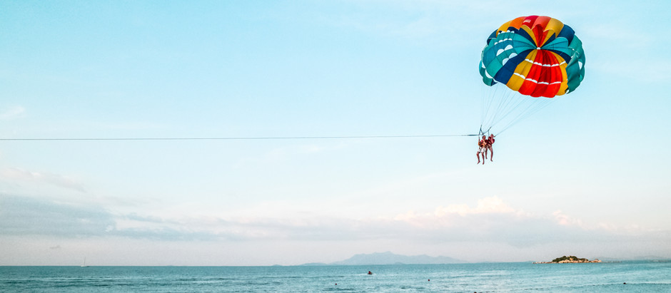 The Parasailing Adventure
