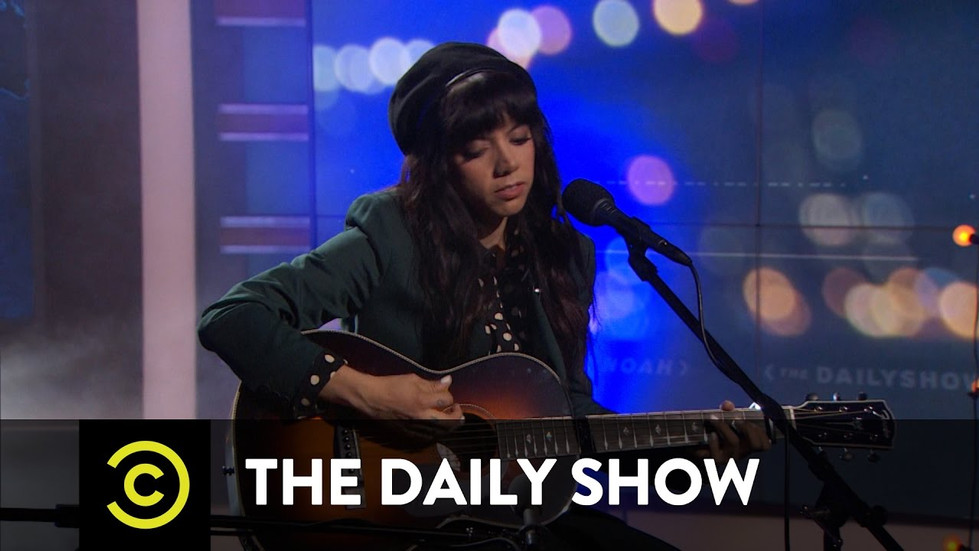 THE DAILY SHOW: HURRAY FOR THE RIFF RAFF