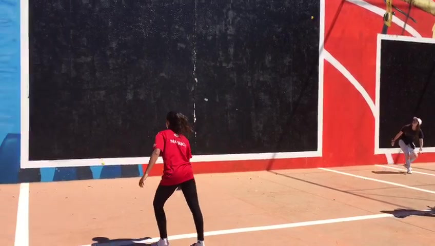 Buenos Aires 2018 Frontball