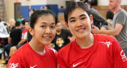 sarah AU & Annie Huang