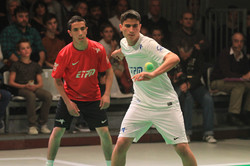 Match opposant Ahmed à Zakaria, Al F