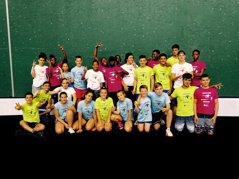 FRONTBALL ACADEMY GAMES 2018
