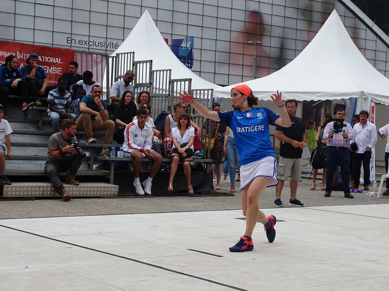 Frontball Paris la Défense 17