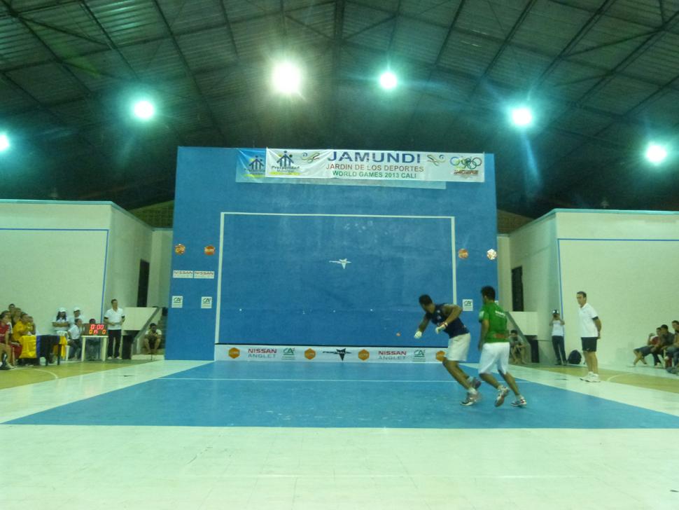 Frontball à Jamundi