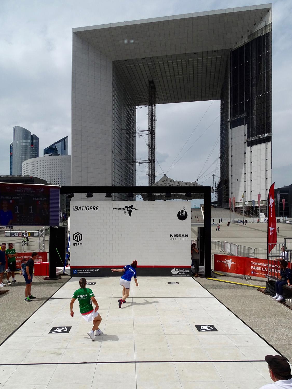 Frontball Paris la Défense 11