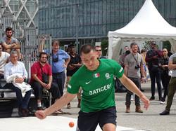 Frontball Paris la Défense 15