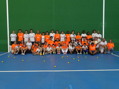 FRONTBALL ACADEMY GAMES 2016