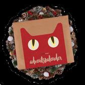 Rivig jul för alla katter