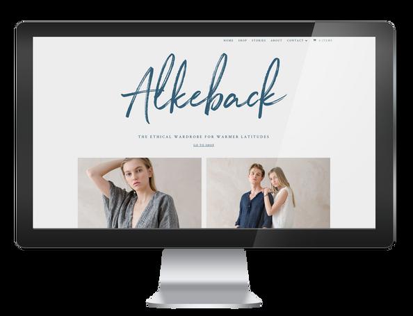 Alkeback