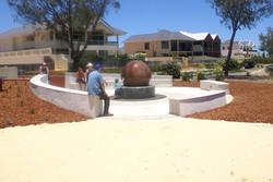 Donor Awareness Fountain, Geraldton WA