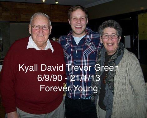 Kyall Green