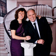 Steve Willams with wife - Recipient  ACT
