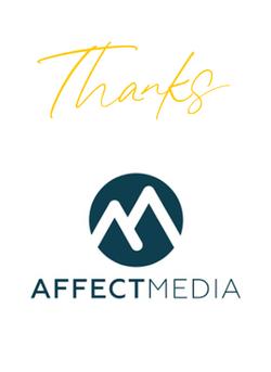 Affect Media sponsors