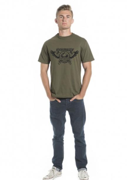 eagle on military green model.jpg