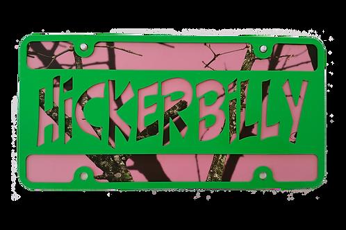 Green on Pink Camo Breakup