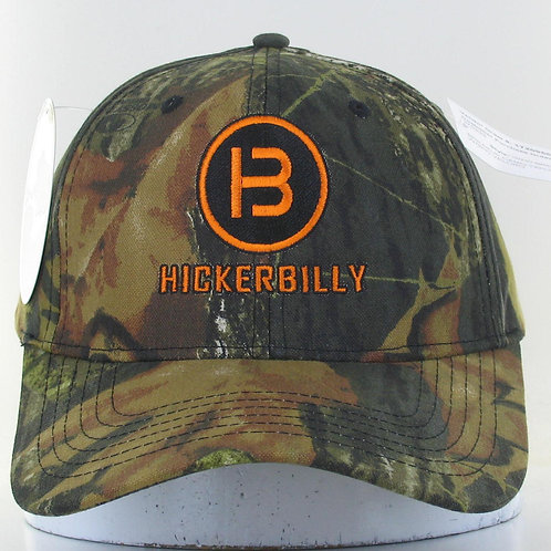 Circle HB Orange Mossy Oak Camo