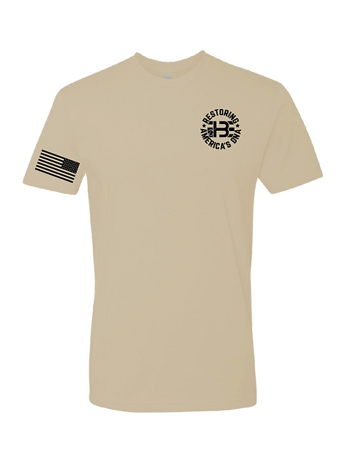 """Military Memorial - T"" Soft Fashion T"