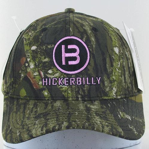 Circle HB Pink Mossy Oak Camo