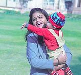 Anshu Singh - Mother - Navya