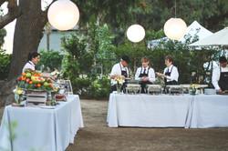 Wedding Buffet Stations