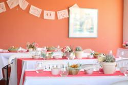 Cactus/Mexican Fiesta Bridal Shower