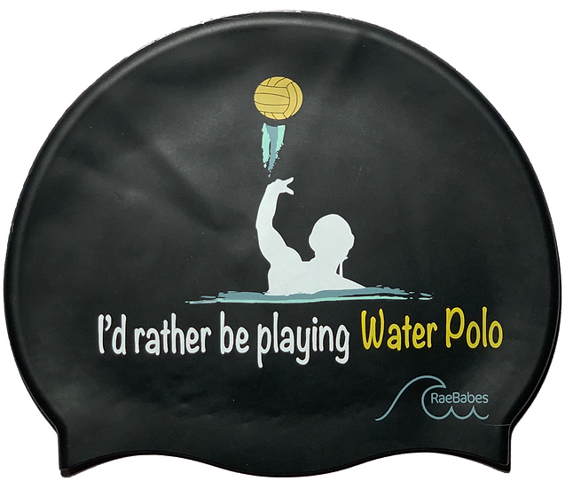 I'd Rather Be Playing Water Polo