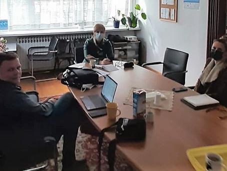 Održan sastanak projektnog tima