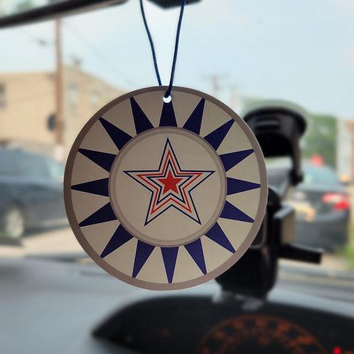Pin Freshener - Star