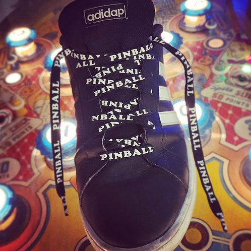 Pinball Shoelaces