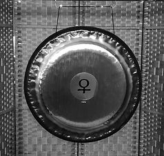 Immerse yourself in the power of a gong bath