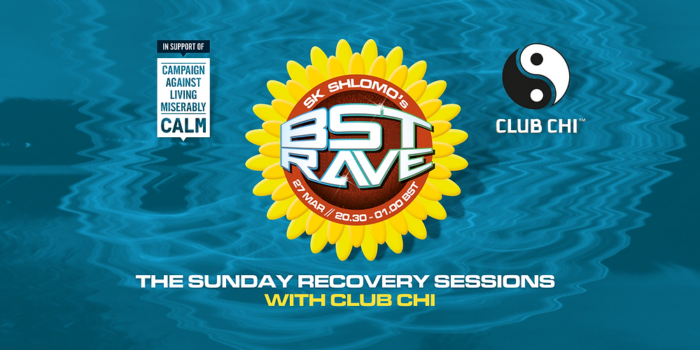SK Shlomo's BST Rave with The Sunday Recovery Sessions hosted by CLUB CHI.  Collaboration and music - bringing us all together