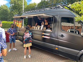 Food Truck for office party Oxfordshire