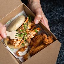 Fried Buttermilk Chicken Box