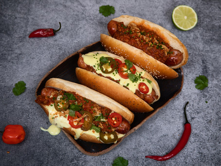 What is a chilli dog?
