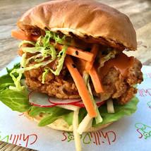 Butttermilk Chicken Burger