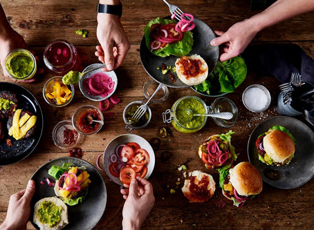 Food Trends Predicted for 2020