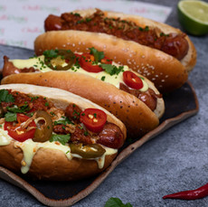 Chilli Dog Selection