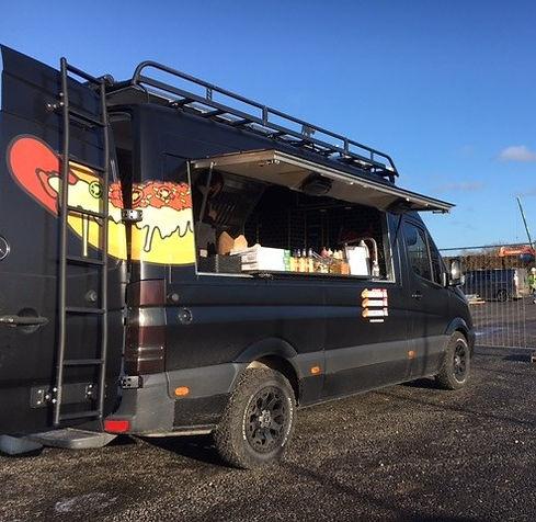 Food Van for outdoor event