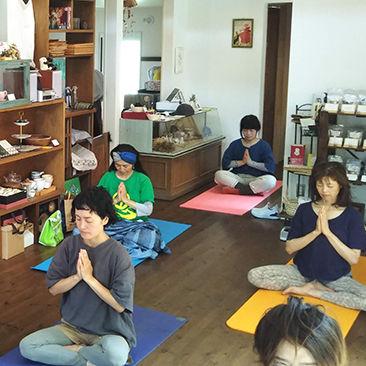 yogaflow 茅野市gallery ytクラス