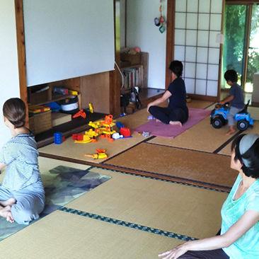 yogaflow 富士見境地区クラス