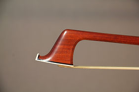 Cello bow head