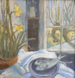 Spring kitchen