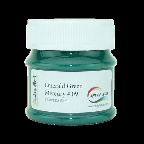 Emerald Green Mercury - Merkurius