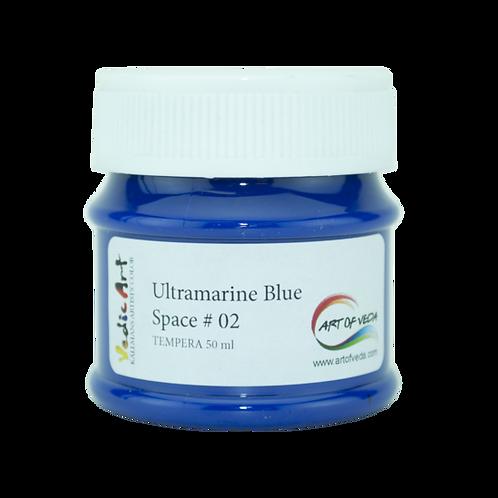Ultramarine Blue Space - Rom