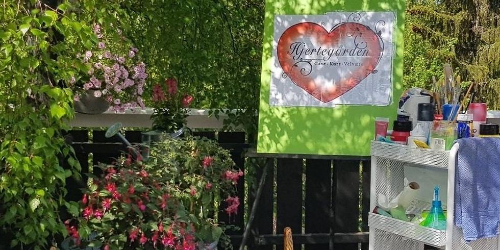 Grunnkurs - en uke på Hjertegården i  Gudbrandsdalen